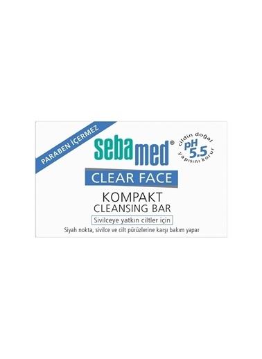Sebamed Sebamed Clear Face Kompakt 100 gr SabunTemizleyici Renksiz